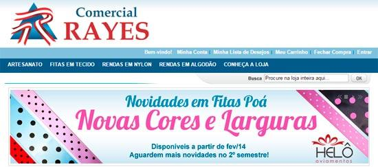 COMERCIAL RAYES